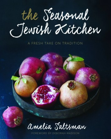 book the seasonal Jewish kitchen