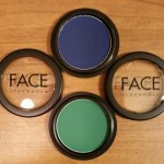 Blue is the Color: Green is the Color…. I love the best!  @FACEStockholm, #colors, #makeup