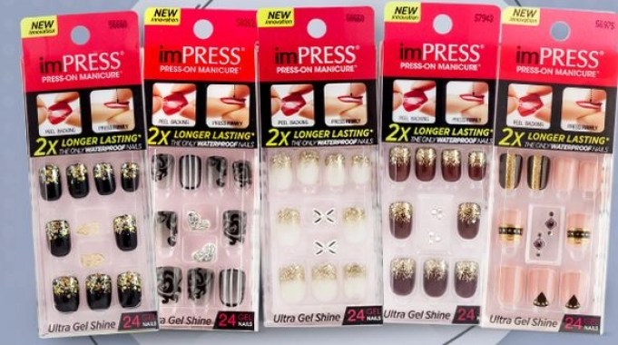 kiss impress nails fall 2015