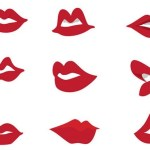Part 2:  Longing for a new Lippy? New Red & Berries from 9 companies you love  #trend, #lippies, #cosmetics
