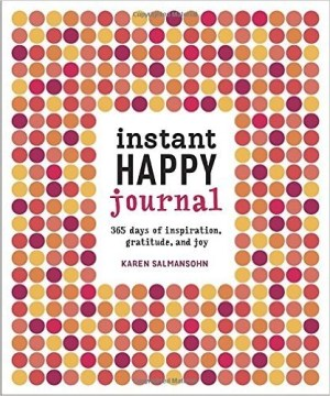 book instant happy journal