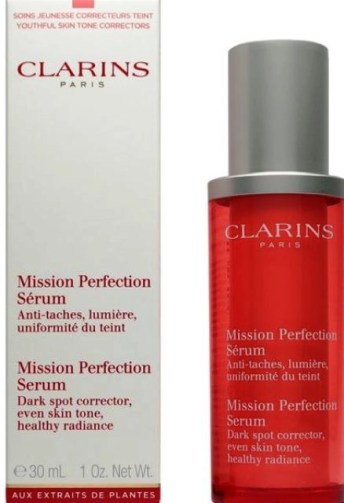 clarins serum mission protection