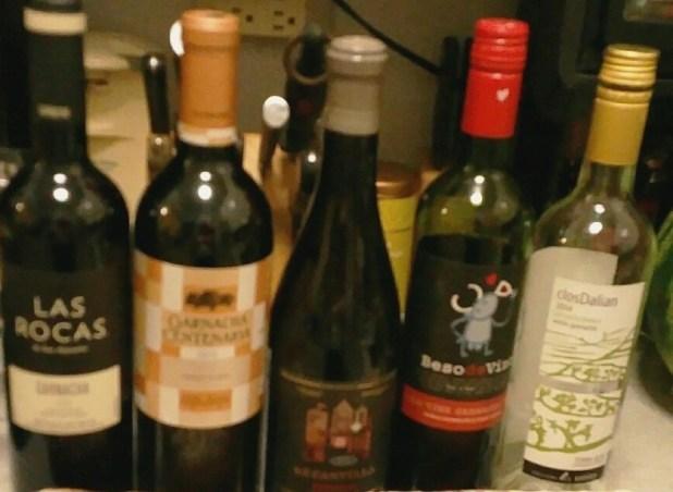 garnasha wines