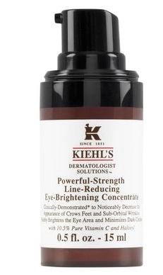 kiehls line reducing eye brightening concentrate