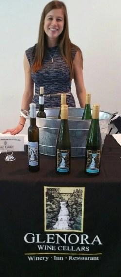 reisling walk around wine tasting