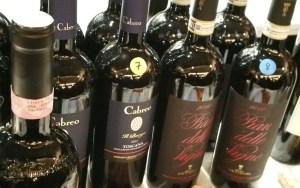 Italian Wine? Meet Italian Food a taste of Italy: Grandi Marchi  @DelPosto, #InstitutoGrandMarchi , #wine