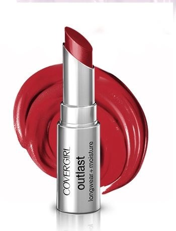 COVER GIRL OUTLAST LONGWEAR LIPSTICKS