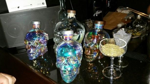 crystal head vodkas