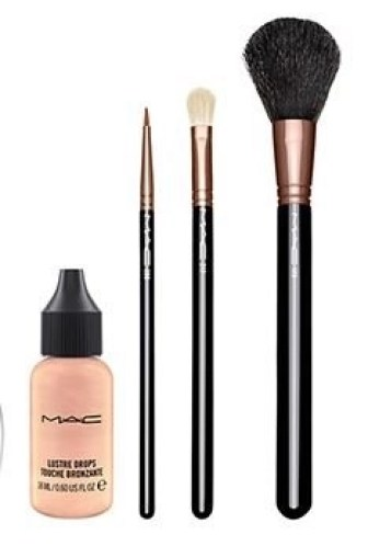 ellie goulding brushes and lustre drops