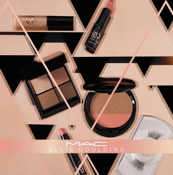 The MAC Cosmetics x Ellie Goulding Collection  & a bonus Video! @MACCosmetics, @elliegoulding, #MAC
