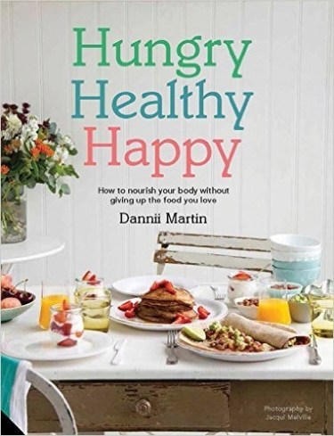 book hungry happy healthy