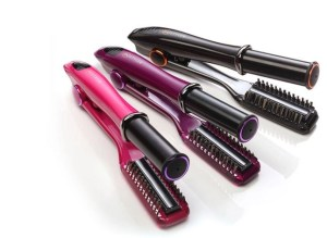 a secret weapon for straight, frizz-free hair: InStyler Max  @InStylerHair