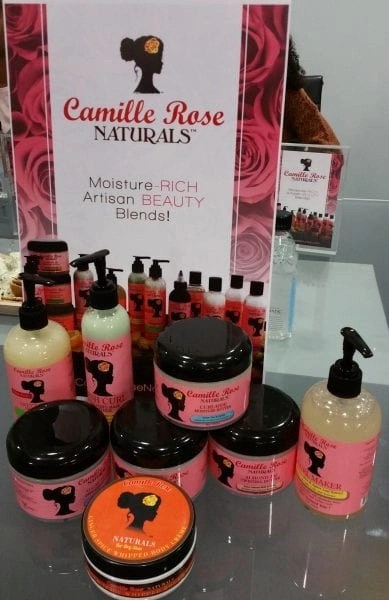 camille rose naturals products