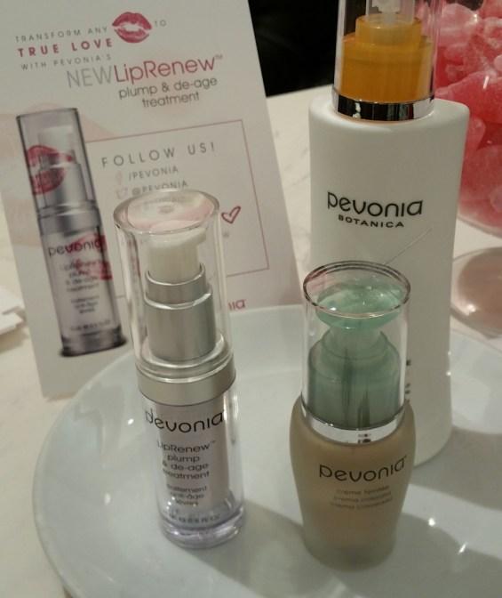 Pevonia LipRenew Event