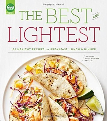 book the best and lightest recipes