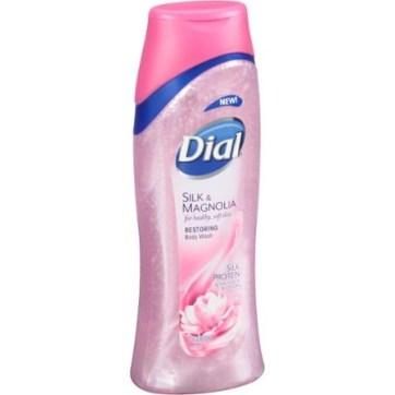 dial silk and magnolia body wash2