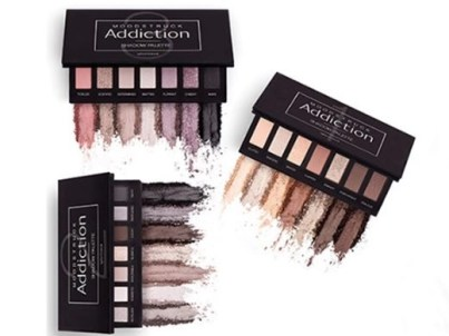 Younique Addiction Palette makeup