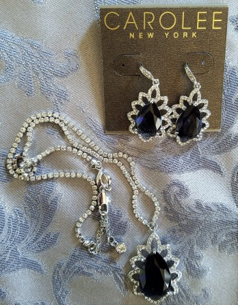 carolee prospect park necklace and earrings