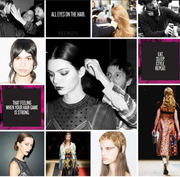 Redken Best Hair Trends Fall 2016: Individuality Rules! @Redken5thAve @GuidoPalau