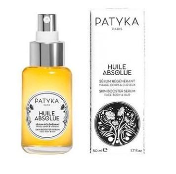 Patyka huile absolu serum has natural ingredients