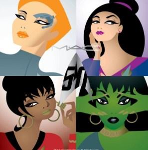 MAC Cosmetics Star Trek Collection Has Landed! #MACStarTrek