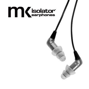 Etymotic Reseach MK5 Isolator Earbuds are the Sound Of Silence