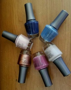 Review of Morgan Taylor the Great Ice-Scape Winter 2016 Nail Lacquer Collection