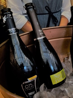 two sparkling wines Consortium of Friuli Grave DOC Wines