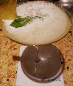 pineapple chipoltle martini