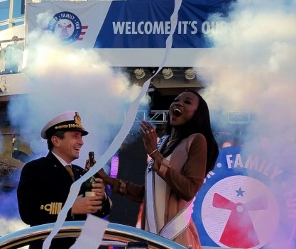 carnival vista naming nyc nov 2016