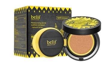 BELIF Moisturizing Bomb Cushion Compact Skincare from Korea: Belif it!