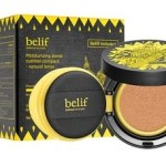 BELIF Moisturizing Bomb Cushion Compact Skincare from Korea: Belif it!