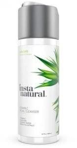 natural skincare insta-natural-vitamin-c-cleanser