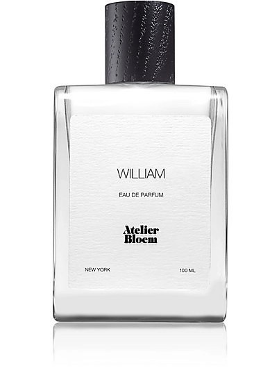 Atelier Bloem William eau de parfum $195 3.4 fl. oz.