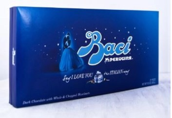 baci chocolates for valentines day