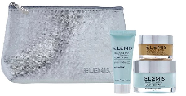 elemis try me kit on Qvc January
