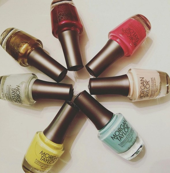 Be Their Guest! Preview Morgan Taylor's Beauty and the Beast Nail Polish Collections