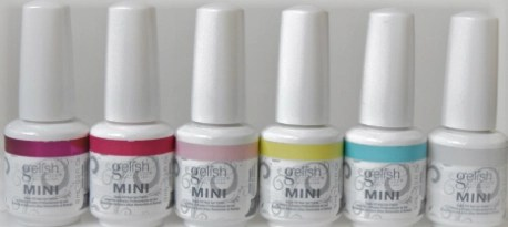 beauty and the beast gelish mini