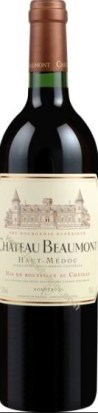 chateau beaumont bordeaux wine from france