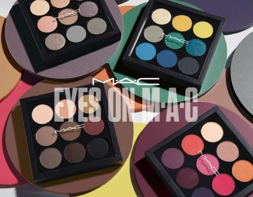 eyes on mac cOSMETICS COLLECTION Compacts