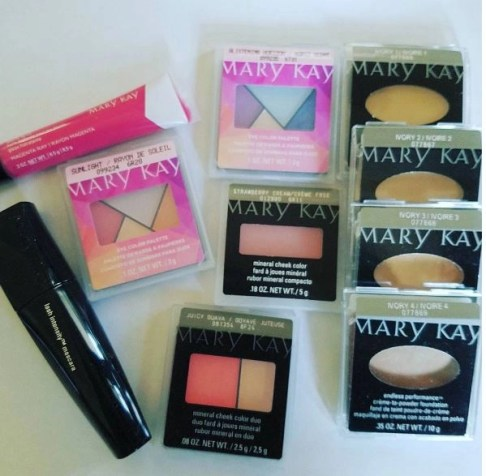instgram phohto mary kay cosmetics haul spring 2017