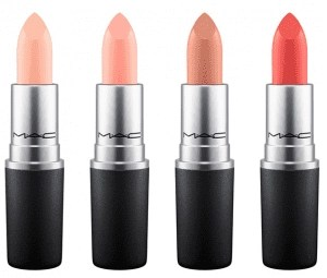 mac work it out collection lipsticks