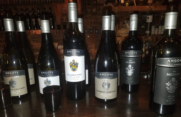 A Review of Some Really Great Australian Wines