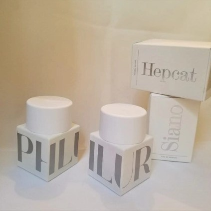 PHLUR FRAGRANCE SIANO AND HEPCAT