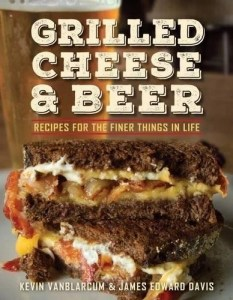 Book grilled cheese and beer for the finer things in life