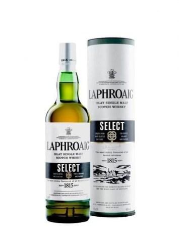 Laphroig Select Islay LORE Single Malt scotch Whiskey