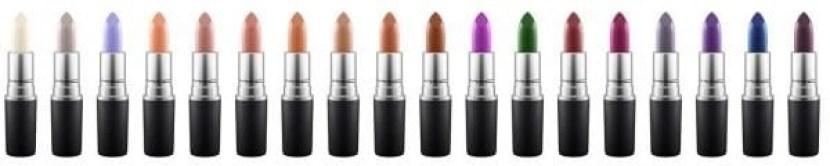 mac metallic lips colelction grapjics