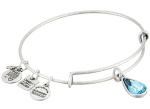 Alex and Ani's Living Water Charm Bangle Is More Than Just Pretty