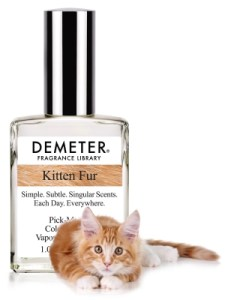 Smell Like Your Favorite Memory or Favorite Thing Wearing Demeter Fragrance Library Scents