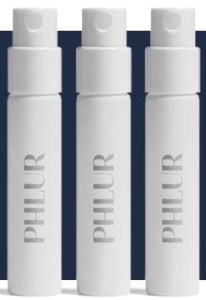 phlur fragrance samples